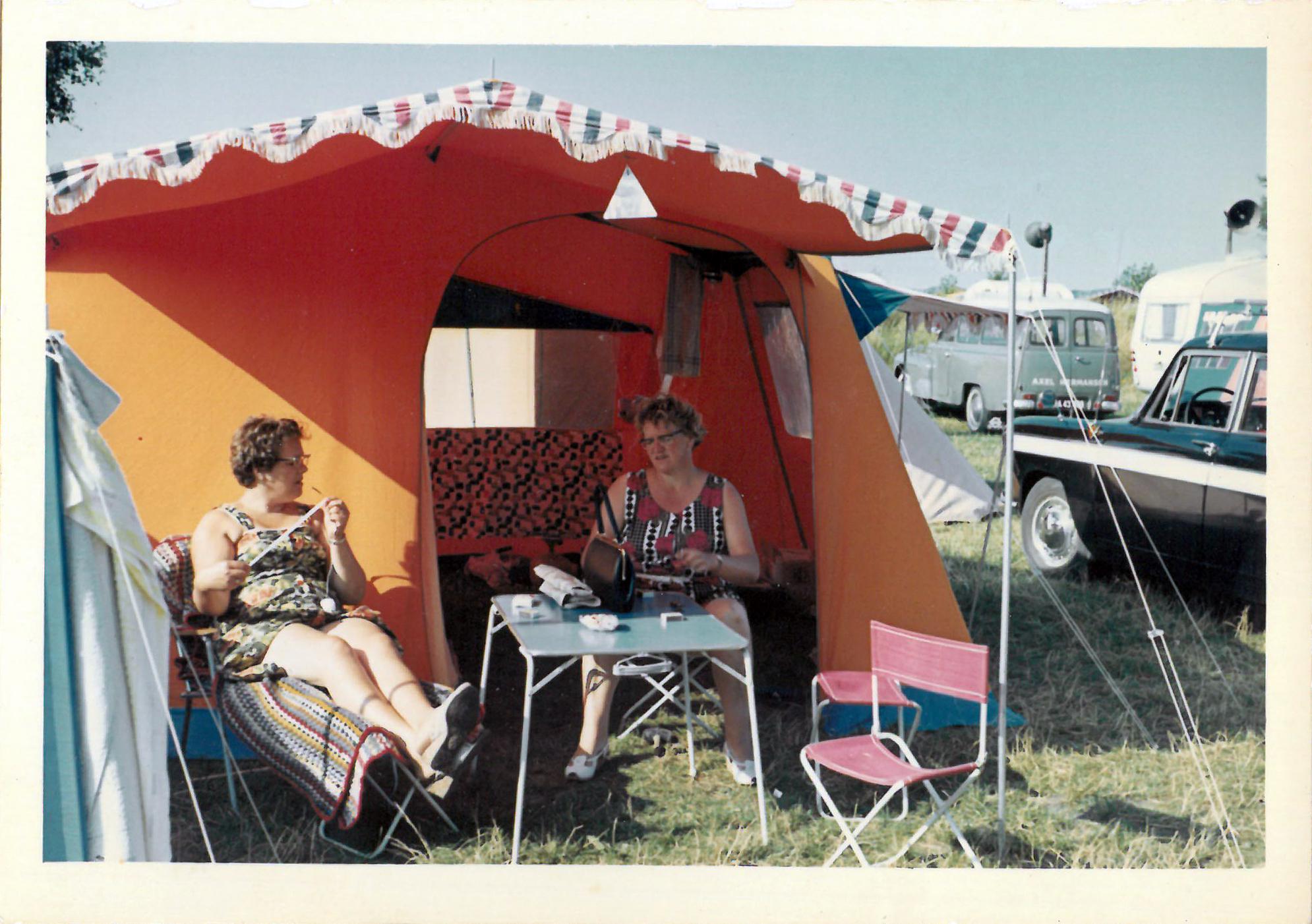 Camping 1967