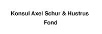 Konsul Axel Schur & Hustrus Fond